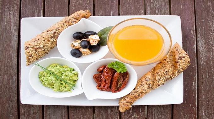 Recetas veganas y rápidas